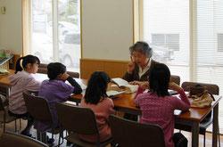 2015年4月の日本キリスト改革派八事教会教会学校