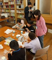 日本キリスト改革派八事教会 2016年イースターお楽しみ会10