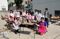 日本キリスト改革派八事教会教会学校主催バーベキュー会