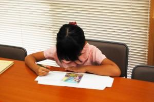 日本キリスト改革派八事教会 教会学校合同分級『かがみのしかけ絵本モーセものがたり作り』2