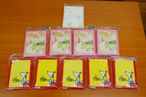 日本キリスト改革派八事教会教会学校 アドベントカレンダー作り